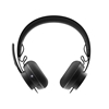 Εικόνα της Headset Logitech UC Zone Bluetooth Teams Graphite 981-000914