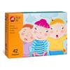 Εικόνα της AS Company - Magnet Box, Εκπαιδευτικό Παιχνίδι Συναισθήματα 42 Μαγνήτες 1029-64037