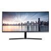 """Εικόνα της Οθόνη Samsung Ultra QHD Curved Led 34"""" LC34H890WGRXEN"""