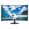 Εικόνα της Οθόνη Samsung Curved LED 27'' with Speakers LC27T550FDRXEN