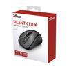 Εικόνα της Ποντίκι Trust Siero Wireless Black 23266