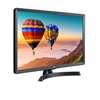 Εικόνα της Oθόνη LG TV LED 27.5'' with Speakers Black 28TN515V-PZ