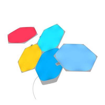 Εικόνα της Nanoleaf Shapes: Hexagons Starter Kit 5-pack NL42-5002HX-5PK