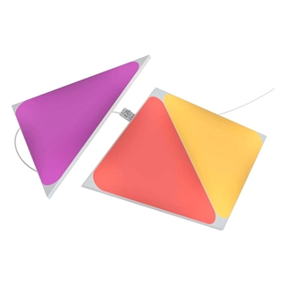 Εικόνα της Nanoleaf Shapes: Triangles Expansion 3-pack NL47-0001TW-3PK