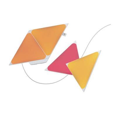 Εικόνα της Nanoleaf Shapes: Triangles Starter Kit 4-pack NL47-2002TW-4PK