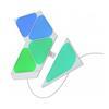 Εικόνα της Nanoleaf Shapes: Triangles Mini Starter Kit 5-pack NL48-5002TW-5PK