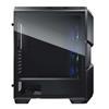 Εικόνα της Cougar MX440-G RGB Tempered Glass Middle ATX Black (3x120mm ARGB fans preinstalled)