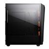 Εικόνα της Cougar MX660 Mesh RGB Tempered Glass Middle ATX Black (3x120mm ARGB fans preinstalled)