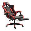 Εικόνα της Καρέκλα Gaming με Υποπόδιο Herzberg Red HG-8080RED