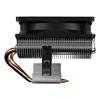 Εικόνα της Aerocool Air Frost 2 Processor Cooler 9 cm Black AEROPGSAIR-FROST2-FR