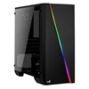 Εικόνα της Aerocool Cylon Mini Window Black AEROPGSCYLONMINI-BK