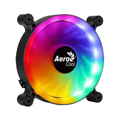 Εικόνα της Case Fan Aerocool Spectro 12 FRGB 120mm AEROPGS-SPECTRO-FRGB