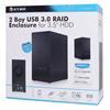 Εικόνα της Nas Raidsonic Icy Box 2-Bay IB-RD3621U3