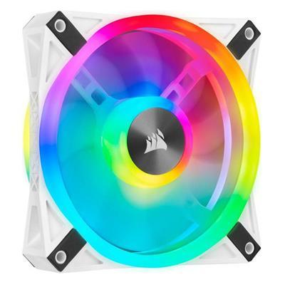 Εικόνα της Case Fan Corsair iCUE QL120 120mm RGB PWM White CO-9050103-WW