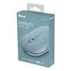 Εικόνα της Ποντίκι Trust Puck Bluetooth Wireless Blue 24126