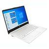 Εικόνα της Laptop HP 14s-fq0003nv 14'' AMD Athlon 3020e(1.20GHz) 4GB 128GB SSD Win10 Home S White 1Y0Y4EA