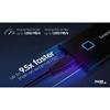 Εικόνα της Εξωτερικός Σκληρός Δίσκος SSD Samsung T7 Touch 1TB USB-C MU-PC1T0K/WW