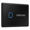 Εικόνα της Εξωτερικός Σκληρός Δίσκος SSD Samsung T7 Touch 2TB USB-C MU-PC2T0K/WW