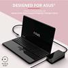 Εικόνα της Τροφοδοτικό Laptop Trust Nexo 90W for Asus 5.5mm 23323