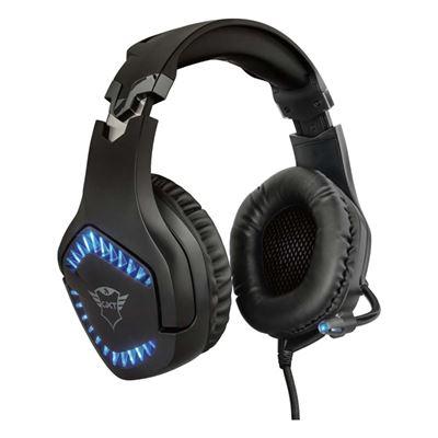Εικόνα της Headset Trust GXT 460 Varzz Illuminated 23380