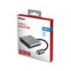 Εικόνα της Adapter Trust Dalyx USB-C 23772