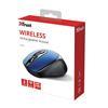 Εικόνα της Ποντίκι Trust Zaya Wireless Blue 24018