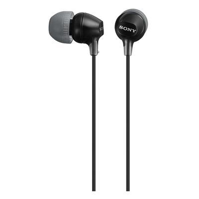 Εικόνα της Ακουστικά Sony MDR-EX15LP Black MDREX15LPB.AE