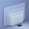 Εικόνα της Xiaomi Mi 4K Laser Projector 150'' Black BHR4152GL