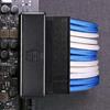 Εικόνα της Cooler Master ATX 24 Pin 90 Degree Adapter Standard GL CMA-CEMB00XXBK1-GL