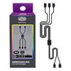 Εικόνα της Cooler Master 1-to-3 ARGB Splitter Cable MFX-AWHN-3NNN1-R1
