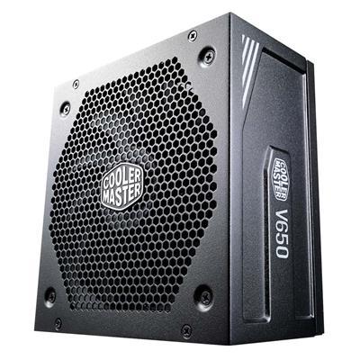 Εικόνα της Τροφοδοτικό Cooler Master V650 650W v2 Full Modular 80 Plus Gold MPY-650V-AFBAG-EU