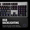 Εικόνα της Πληκτρολόγιο Cooler Master CK550 v2 RGB Brown Switches (US) CK-550-GKTM1-US