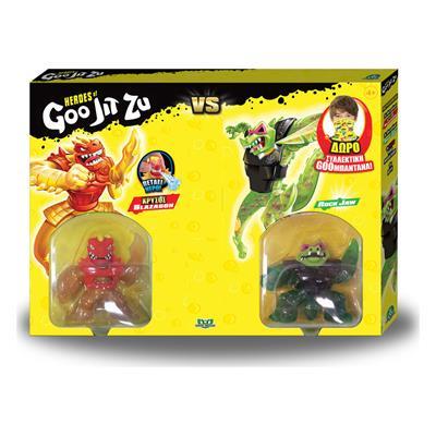 Εικόνα της Giochi Preziosi - Goo Jit Zu Goo Ήρωες Και Συλλεκτική Μπαντάνα GJT17000