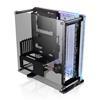 Εικόνα της Thermaltake DistroCase 350P Tempered Glass Black CA-1Q8-00M1WN-00