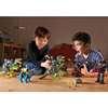 Εικόνα της Playmobil Dinos Rise - Triceraptos, Τρικεράτωψ Με Πανοπλία-Κανόνι Και Μαχητές 70627