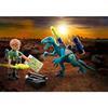 Εικόνα της Playmobil Dinos Rise - Deinonychus, Δεινόνυχος Με Τον Θείο Rob 70629