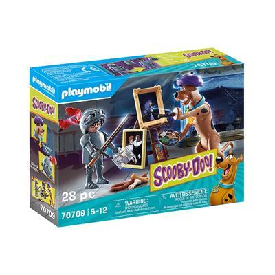 Εικόνα της Playmobil Scooby Doo - Περιπέτεια με τον Black Knight 70709