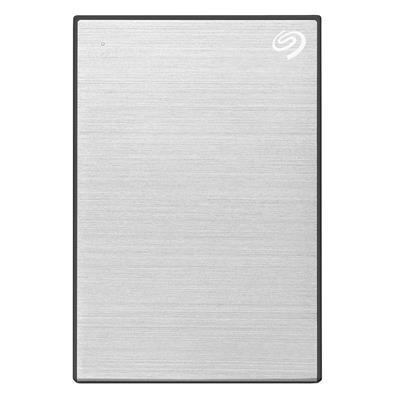 """Εικόνα της Εξωτερικός Σκληρός Δίσκος Seagate One Touch USB 3.0 2.5"""" 4TB Silver STKC4000401"""