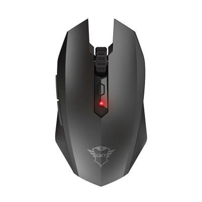 Εικόνα της Ποντίκι Trust GXT 115 Macci Wireless Black 22417