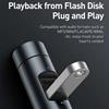 Εικόνα της Baseus Energy Column Car Wireless MP3 Charger CCNLZ-0G