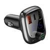 Εικόνα της Baseus FM Transmitter T-Type Bluetooth v5.0 CCTM-B01
