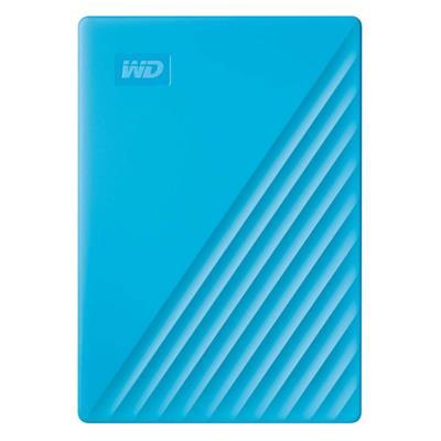Εικόνα της Εξωτερικός Σκληρός Δίσκος Western Digital My Passport 2TB USB 3.2 Gen 1 Blue (2019) WDBYVG0020BBL-WESN