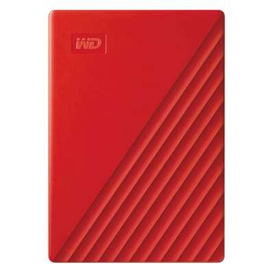 Εικόνα της Εξωτερικός Σκληρός Δίσκος Western Digital My Passport 2TB USB 3.2 Gen 1 Red (2019) WDBYVG0020BRD-WESN