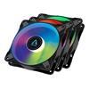 Εικόνα της Case Fan Arctic P12 PWM PST ARGB 0dB 120mm (3-Pack) ACFAN00232A