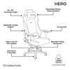 Εικόνα της Gaming Chair Noblechairs Hero Leather Black NBL-HRO-RL-BLA