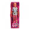 Εικόνα της Barbie - Ken Fashionistas Tropical Print GΥΒ04
