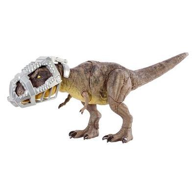 Εικόνα της Mattel Jurassic World - T-Rex Που ''Περπατάει'' & Απελευθερώνεται GWD67