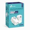 Εικόνα της Powerline TP-Link TL-PA7027P v1.0 AV1000 Wi-Fi Gigabit Passthrough Starter Kit