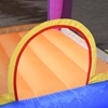 Εικόνα της Outsunny - Παιδικό Φουσκωτό Κάστρο, Τραμπολίνο με Τσουλήθρα και Πισίνα 342-020V90
