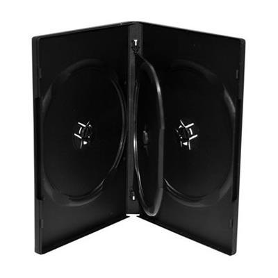Εικόνα της MediaRange DVD Case for 3 discs 14mm Black BOX15